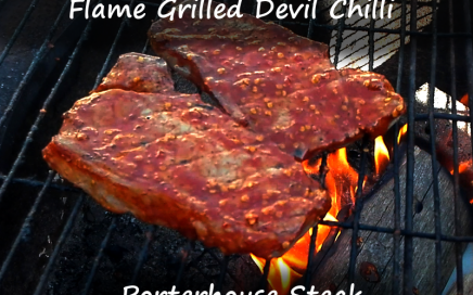 SPAIS Devil Chili Porterhouse Steak