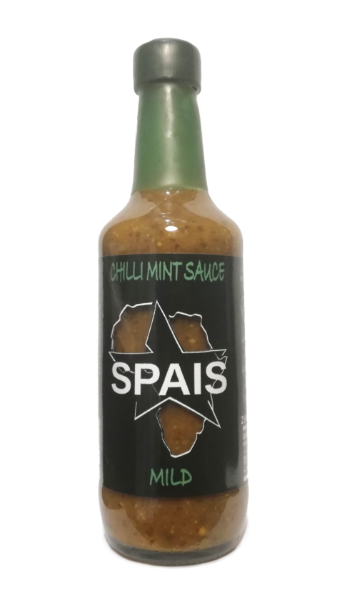 Chilli Mint Sauce Spais Chilli Sauce Hot Sauce South Africa