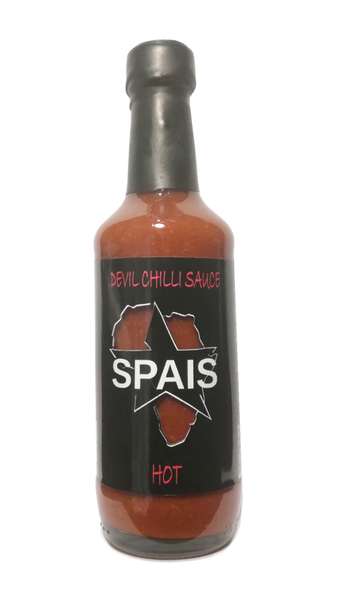 Devil Chilli Sauce Spais Chilli Sauce Hot Sauce South Africa