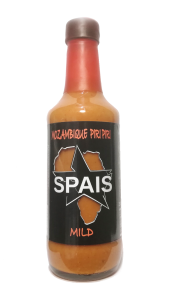 Mozambique Piri Piri Sauce Spais Chilli Sauce Hot Sauce South Africa