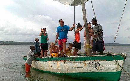 Traveling Through Mozambique