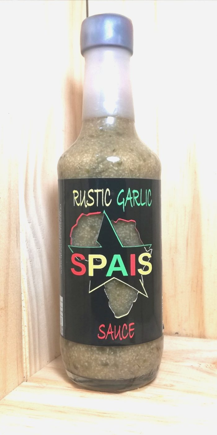 Rustic Garlic Sauce